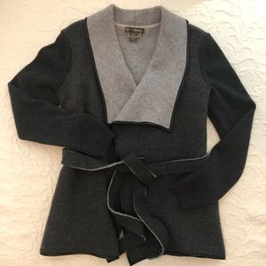 Tommy Bahama open wrap sweater
